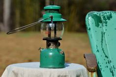 Nothing beats a Coleman white gas lantern. I grew up with a Coleman Double Mantle Lantern, but of the propane variety. As far as I know, my dad still has and uses it. These lanterns are great, but they require the spin on propane tanks that I feel are fairly wasteful. A number of years ago, I was out in Central California picking up a VW Bus and came across a box of Coleman 242 lanterns and parts for a few bucks. At that point I had only had experience with the propane variety and heldthe…