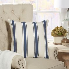 Found it at Wayfair - Valence Pillow Cover