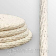 "5/16"" Solid Braid Cotton - Solid Braid Cotton"