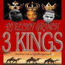 Tupac, Biggie, Jay-Z - 3 Kings Hosted by DJ Elliot Grinch - Free Mixtape Download or Stream it