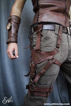 steampunk sword sheath - Google Search