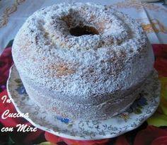 In cucina con Mire - Aggiungi un posto a tavola… Torta Chiffon, Blackberry Cake, American Cake, Italian Pastries, Italian Cake, Angel Cake, Best Italian Recipes, Little Cakes, Almond Cakes