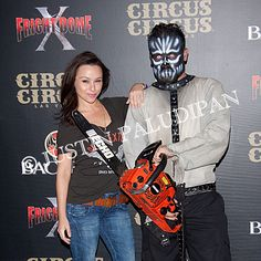 Danielle Harris at Fright Dome at the Circus Circus Hotel & Casino on Oct. 13, 2012 in Las Vegas, Nevada.