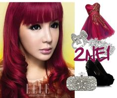 """Park Bom - 2NE1"" by blackjack-2ne1 ❤ liked on Polyvore"