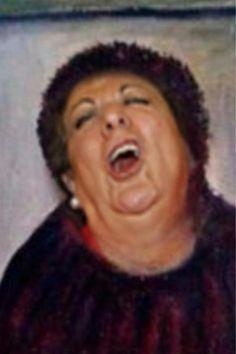 Esta Rita Ecce Homo está causando furor en mi Facebook xD cc @truitabarbera