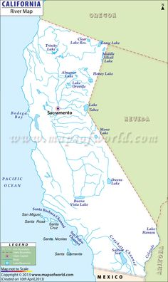 Florida Lake Map River Map And Water Resources Lakes Oceans - Florida lakes map