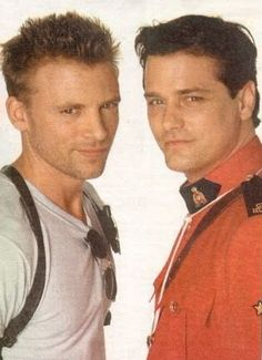 Due South! Loved this show. So good...love how they are total best buds