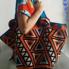 Wayuu Mochila bag #totebags #playa #totebagph #bags #bohochic #playeras