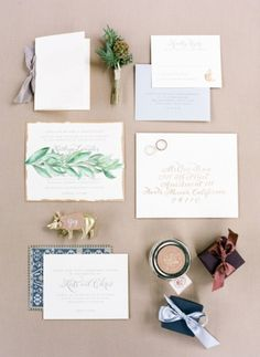 Stationery, I Do Invitations by Sue Coe Designs; Photo: Heather Waraksa - Connecticut Wedding http://caratsandcake.com/KateandChris