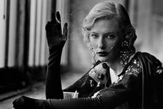A Look at 40 Years of Peter Lindbergh's Luscious Portrait and Fashion Photos | Vanity Fair