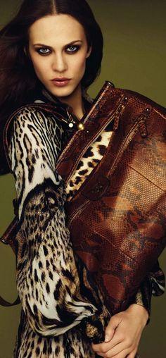 Fashion Changes, Style Remains | Roberto Cavalli | cynthia reccord