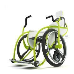 Wheelchair on Behance