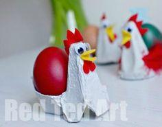 A tojástartó kincs: húsvéti kellék, dekoráció, játék házilag