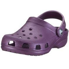 Crocs Kids Classic, Jungen Clogs & Pantoletten, violett24-26 EU (C8-C9) - http://on-line-kaufen.de/crocs/24-26-eu-crocs-crocs-classic-unisex-kinder-clogs-27-2