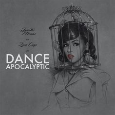 Dance Apocalyptic Concept Art - Credit SAM SPRATT