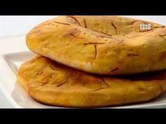 Sheermal - Sanjeev Kapoor's Kitchen | Roti Naan Bread |