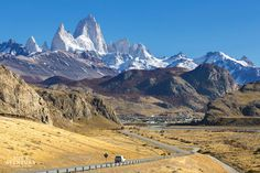 Gorgeousview of Mount FitzRoy.  For more content on Argentina, join our comm...