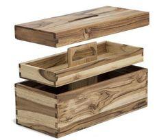 Poritz & Studio – Werkzeugkisten aus Holz   Heldth #woodworkingprojects