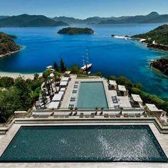 D Hotel, Marmaris Turkey