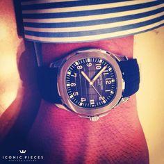 #patekphilippe #menwatches #iconicpieces #watches #aquanaut #patek_philippe #rarewatch #hodinkee #geneve