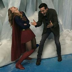 #Supergirl #Karamel #KaramelForever