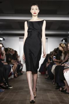 Zac Posen Ready To Wear Spring Summer 2015 New York - NOWFASHION