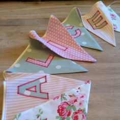 Alice by Buddy Bunting Vintage inspired fabrics