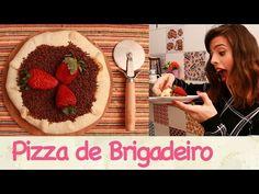 PIZZA de BRIGADEIRO | TPM, pra que te quero? - YouTube