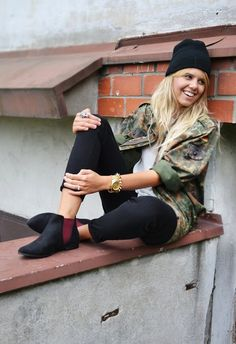 978cbb0afdc 26 Best Black beanie outfit images