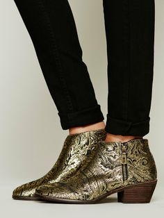 Very Volatile Opulence Ankle Boot at Free People Clothing Boutique