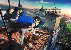 Lupin III nuova serie TV tra Italia e San Marino