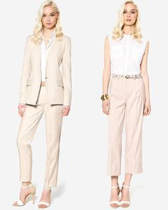 Get all these pieces with Sumissura; Made to your measurements! Suits For Women, Women Wear, Clothes For Women, Dress Outfits, Girl Outfits, Dresses, Made Clothing, Elegant Woman, Outfit Of The Day