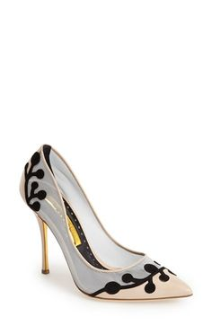 Rupert+Sanderson+'Fiorella'+Pointy+Toe+Pump+(Women)+available+at+#Nordstrom