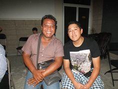 Luis Trejo y Juan Jose Echeverria