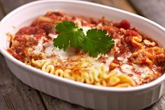 Oz-Approved Lasagna The Oz family transforms the Borgna family lasagna into an Oz-approved meal.