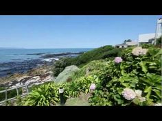 Seafront living in Hermanus...watch the whales and dolphins