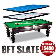 Table Tennis Pool Table | Pingpong | Pinterest | Pool Table, Game Rooms And  Basements