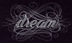 Dream | Urban Threads: Unique and Awesome Embroidery Designs
