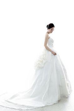 2015년 봄 신상 웨딩드레스 K-25  [라렌느] 셀프웨딩드레스