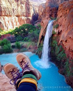 Are you getting ready to hike to the most spectacular falls in Arizona? Here's some important information you need to know before planning a trip to Supai - regarding lodging, transportation, rules, regulations, camp essentials and more.