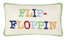 Living the flip flop dream