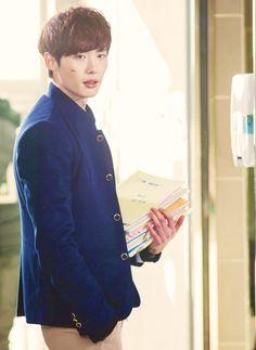 Lee Jong Suk (SCHOOL 2013)