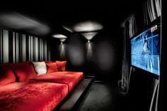 design-dautore.com: Home Movie Theaters