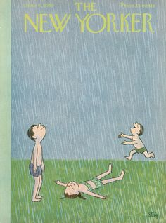 The New Yorker - Saturday, June 6, 1959 - Issue # 1790 - Vol. 35 - N° 16 - Cover by : William Steig