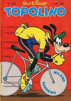 Topolino at Milan – San Remo 1984!