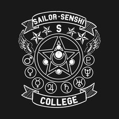 Check out this awesome 'Sailor+Scout+College' design on @TeePublic!