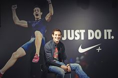 Renaud Lavillenie : « Aujourd'hui, on me compare à Usain Bolt »