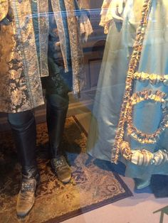 """Drama: """"Outlander ~ Outlander -"""" Costumes at Saks 5th Avenue - Dreaming poco day and night ☆"""