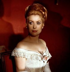 "The loving, tragic Marie - Catherine Deneuve in ""Mayerling"", 1968"