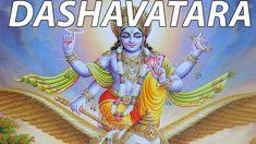 10 Avatars Of Lord Vishnu (The Dashavtara) - Tens Of India